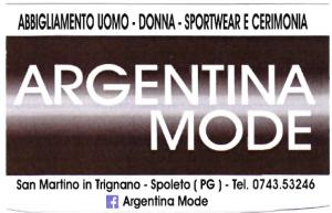 Argentina Mode Spoleto