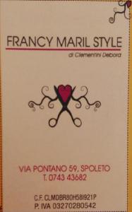 Francy Maril Style Spoleto