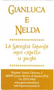 Gianluca e Nelda