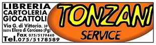 Logo Tonzani