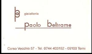 Paolo Beltrami Terni